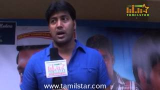 Jai Akash Speaks at Kadhalukku Kanillai Audio Launch