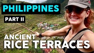 Banaue Philippines  city photos gallery : THE BANAUE RICE TERRACES // PHILIPPINES TRAVEL VLOG - Part II