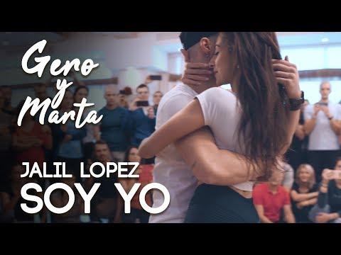 Gero & Marta | Bachata Sensual | Soy Yo - Jalil Lopez