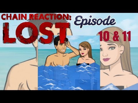 CHAIN REACTION LOST - EPISODES 10 & 11 - GEM PATH