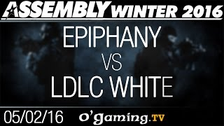 Epiphany Bolt vs LDLC White - Assembly Winter 2016 - Group Stage