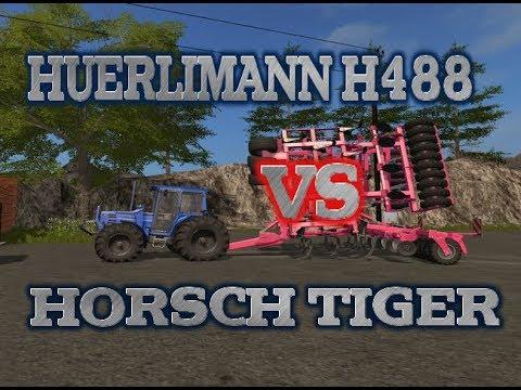 Horsch Tiger10LT pack updated v1.0
