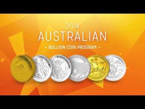 2014 Australian Gold Kangaroo Series