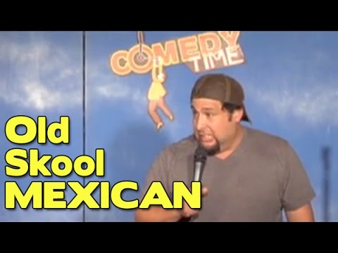 Steve Trevino - Old Skool Mexican (Stand Up Comedy)