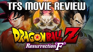 Tfs Reviews  Dragon Ball Z Resurrection  F
