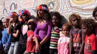 Sung and played by the students of Kalkaringi School, Wave Hill, Northern Territory, Australia.  A song by Frankie Jigili.
