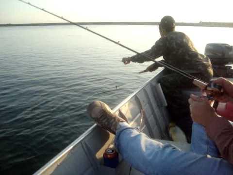 Pescaria em Rosana - 11/2010