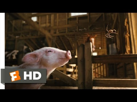 Charlotte's Web (3/10) Movie CLIP - Wilbur Meets Charlotte (2006) HD