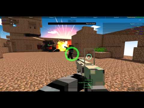 Pixel warfare you can play the game here http www pacogames