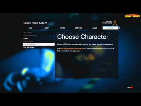 change - GTA 5 Glitches - Change Characters Appearance Glitch - Mod Player GTA 5 Online(GTA 5 Glitches) GTA 5 More GTA 5 Glitches Subscribe To My Channel! http://bit....