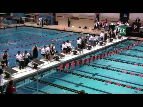 200 Individual Medley C-Final 2011 Women's Ivy Champs