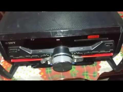 O que é  protect no Sony Sh2000 ? Atenção: não sou técnico se não resolveu procure um!
