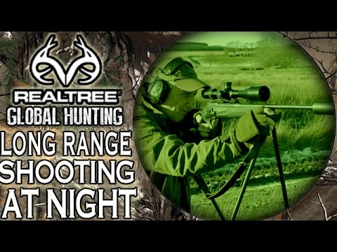 Long Range Shooting with NiteSite Night Vision