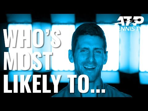 ATP Stars Play quotWho39s Most Likely To...quot Пё  Nitto ATP Finals 2019