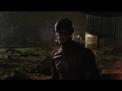 The flash - joe West finds that Barry is the Flash