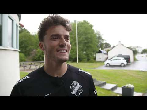 AIK Play: Daniel Granli inför Falkenberg hemma