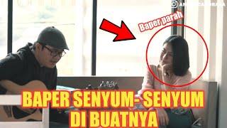 Video SENYUM - SENYUM SENDIRI !! CEWE IMUT DI BIKIN BAPER ABISS SAMA ASEP MP3, 3GP, MP4, WEBM, AVI, FLV September 2019
