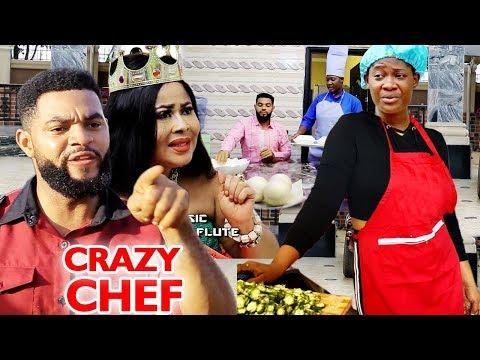 CRAZY CHEF Season 3&4 - MERCY JOHNSON 2020 Latest Nigerian Nollywood Movie