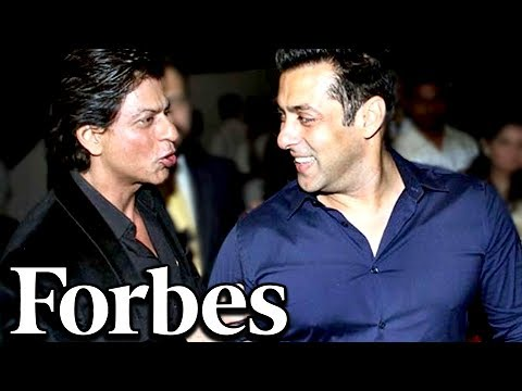 Salman Khan and Shahrukh Khan Joke About Being For