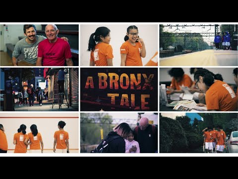 SquashSkills Presents - A Bronx Tale - A Story About Squash Changing Lives