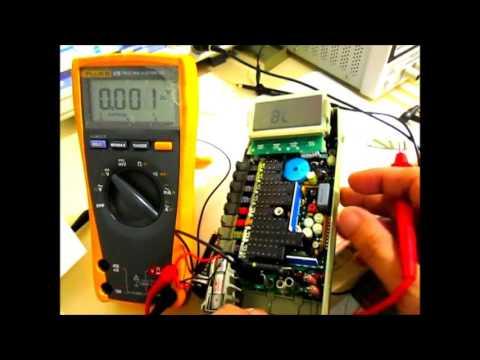 Fluke 8060A Repair, Modification & Testing