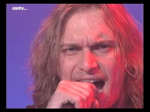 Rata Blanca video Ángeles de acero - CM Vivo 1996