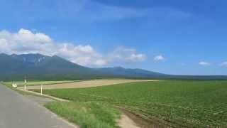 Furano / Biei Japan  city photos : 夏の富良野。Traveling to Japan discovery.Furano-Biei in Hokkaido.