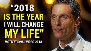 Video Matthew McConaughey's Life Advice Will Change Your Future (MUST WATCH) Motivational Speech 2018 MP3, 3GP, MP4, WEBM, AVI, FLV September 2018