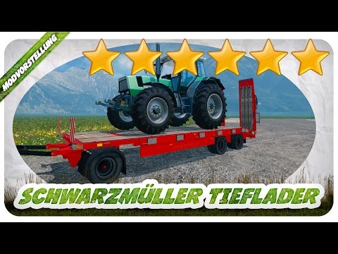 Schwarzmuller low loader v1.5