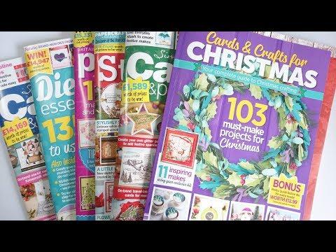 Christmas Craft Magazine Reviews - Amazing Free Gifts