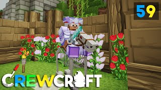 Crewcraft Minecraft Server :: Skeleton Horse! E59