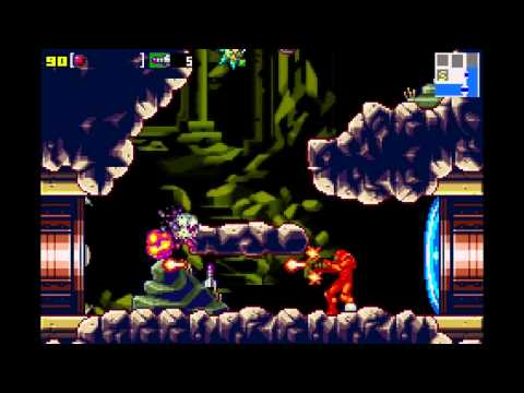 metroid zero mission gba map