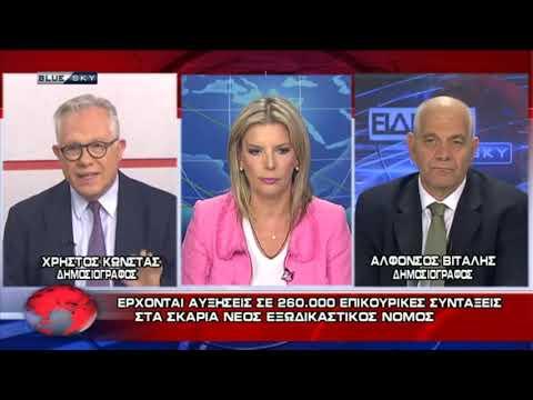 Video - To νέο Ασφαλιστικό νομοσχέδιο της κυβέρνησης σε 2' (video)