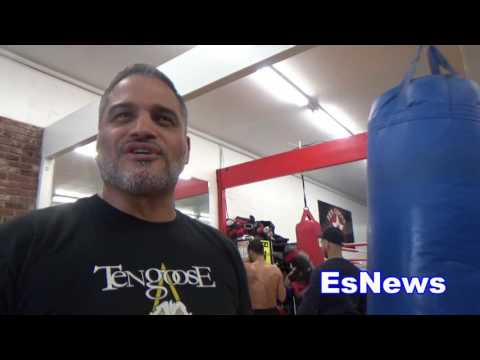 Brandon Rios Mad At Victor Oritz He's Backing Out Of Fight !!! EsNews Boxing (видео)