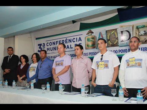 Guaratinga realiza a 3ª Conferência Municipal de Saúde