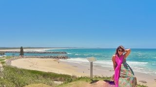 Port Macquarie Australia  City pictures : Australia Beaches: Town Beach, Port Macquarie