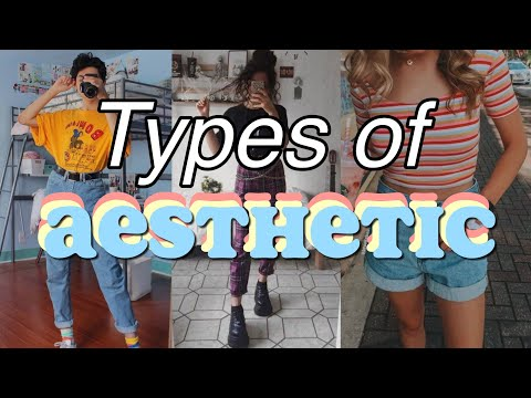 Types Of Aesthetics Part 2|| Find your aesthetic (uncommon edition)