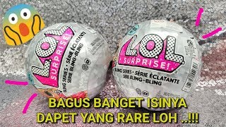 Video Unboxing LOL SURPRISE INDONESIA BLING SERIES | WOWW DAPET YANG RARE!!! MP3, 3GP, MP4, WEBM, AVI, FLV Maret 2019