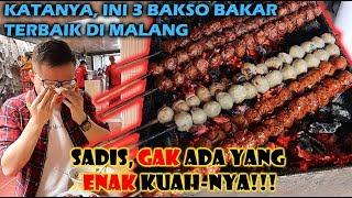 Download Video 3 BAKSO BAKAR PALING TERBAIK DI MALANG, MANTUL! #KulinerMalang MP3 3GP MP4