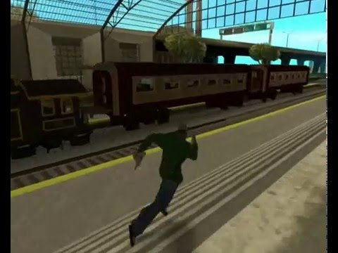 Locomotive for Gta: San Andreas