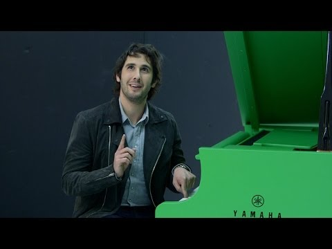 Josh Groban Muppet Inspired Piano