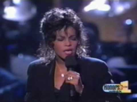 WHITNEY HOUSTON SINGING GOSPEL