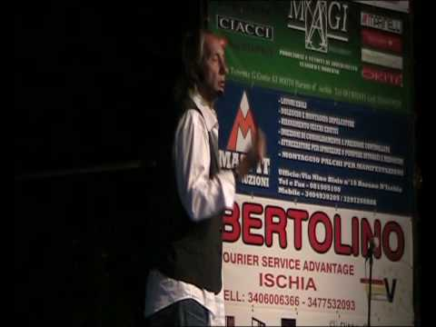 Karaoke sotto le stelle - Massimo Burgada