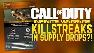 KILLSTREAKS IN SUPPLY DROPS?!