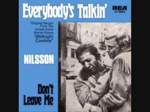 Don't Leave Me (1971) (Song) by Harry Nilsson