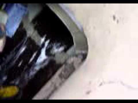 Ремонт под проточной водой