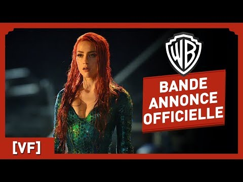 Aquaman - Bande Annonce Officielle (VF)