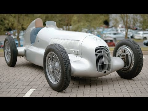 #ClassicWeek: Meet the Family - Mercedes-Benz W 25 (1934)
