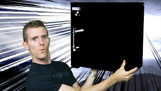 WE BUILT THE ANTI-RGB PC!