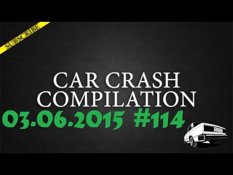 Car crash compilation #114 | Подборка аварий 03.07.2015